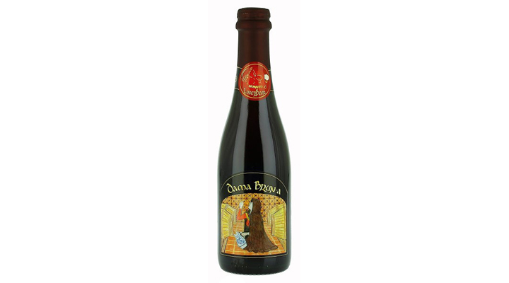 LoverBeerDamaBruna330ml